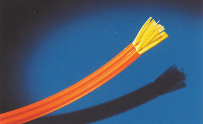 Duplex figer 8 indoor optical cable GJFJBV and GJFJBZY